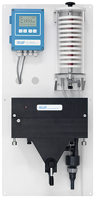 The EPA approved alternative method non-contact nephelometer