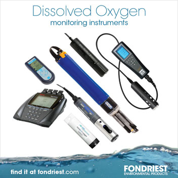Monitor Dissolved Oxygen