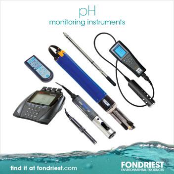 Monitor pH
