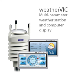 PC Based Weather Station