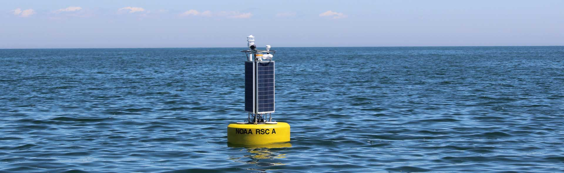 ocean monitoring buoy