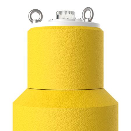 Data buoy navigation beacon