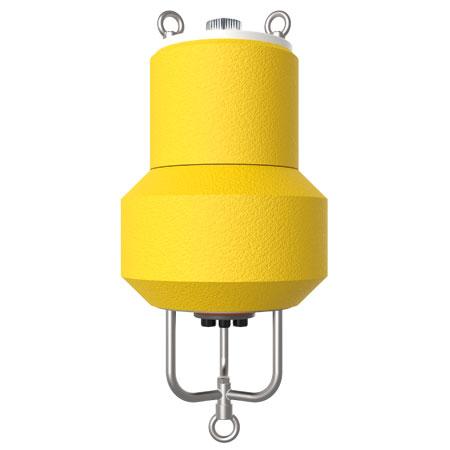 Small durable data buoy