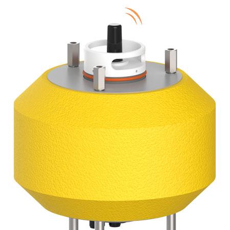Cellular data buoy