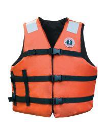 Mustang Adult Universal Fit Industrial Flotation Vest