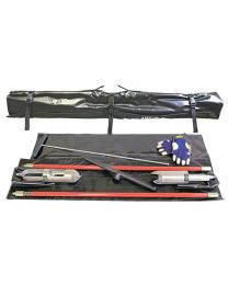 AMS Deluxe Fiberglass Auger Kit