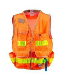 SECO Class 2 Surveyor's Vests with Mesh Back