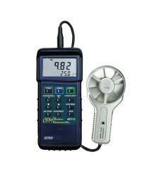 Extech Heavy Duty CFM Metal Vane Anemometer