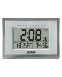Extech 445706 Hygro-Thermometer Alarm Clock
