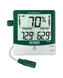 Extech 445815 Hygro-Thermometer Humidity Alert + Probe