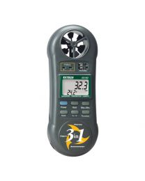 Extech 45160 Pocket Hygro-Thermo-Anemometer