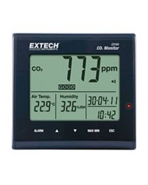 Extech Desktop Indoor Air Quality CO2 Monitor