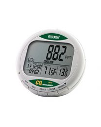 Extech CO200 Desktop Indoor Air Quality CO2 Monitor/Datalogger