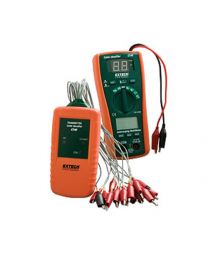 Extech CT40 Cable Identifier and Tester Kit