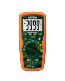 Extech Heavy Duty Industrial Multimeters