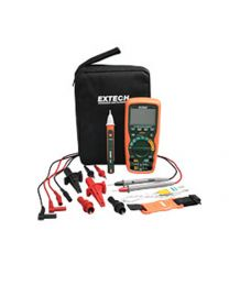 Extech EX505-K True RMS Industrial MultiMeter Kit