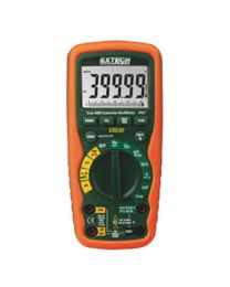 Extech Compact Multimeter + Non-Contact Voltage Detector