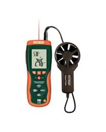 Extech HD300 InfraRed Thermo-Anemometer + IR Thermometer