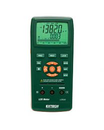 Extech 5-Frequency Passive Component LCR Meter