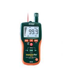 Extech MO295 Moisture Psychrometer + IR Thermometer