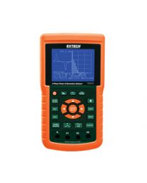 Extech 3-Phase Graphical Power & Harmonics Analyzer/Datalogger