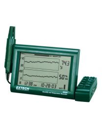 Extech RH520A Humidity & Temperature Chart Recorder