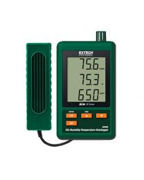 Extech CO2/ Humidity/ Temperature Datalogger