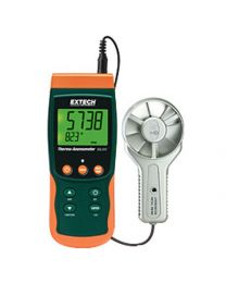 Extech Metal Vane Thermo-Anemometer/Datalogger