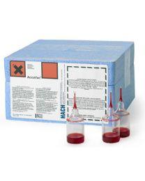 Hach SPADNS Fluoride Reagent AccuVac Ampules
