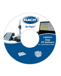 Hach LabCom Easy Software for sensION+ GLP