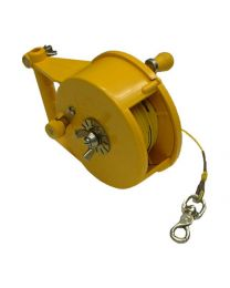 Rickly USGS HIF Type 1 Reels with Kevlar Tagline