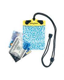 Dry Pak Waterproof Alligator Wallet