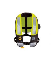 Mustang MD3183 T3 High Visibility Automatic Inflatable PFD