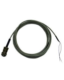 NexSens A58 Male MS8 to Flying Lead Cable