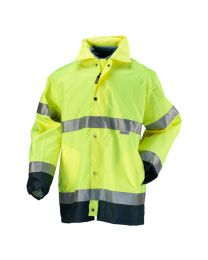 OccuNomix Breathable Rain Jackets