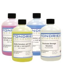 Fondriest Environmental pH Buffer Pack