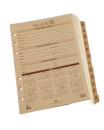 Rite In The Rain Daily Planner Refill Pack