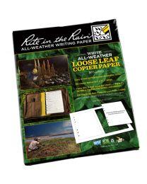 Rite In The Rain Loose Leaf Copier Paper