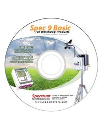 Spectrum SpecWare 9 Basic Software