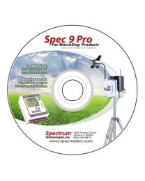 Spectrum SpecWare 9 Pro Software