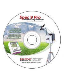 Spectrum SpecWare 9 Pro Software