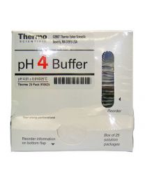 Thermo Orion pH Calibration Buffer Pouches
