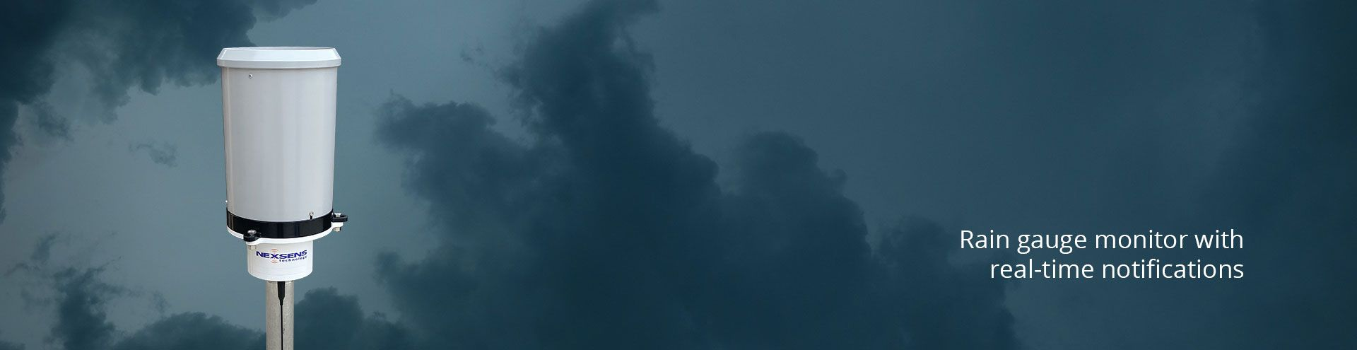 NexSens G2-RAIN Alert System