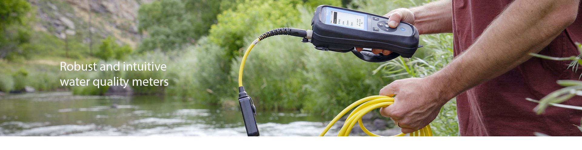 Hach HQ Series Portable Water Quality Meters