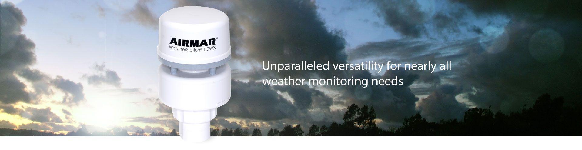 Airmar 110WX Ultrasonic WeatherStation Instrument