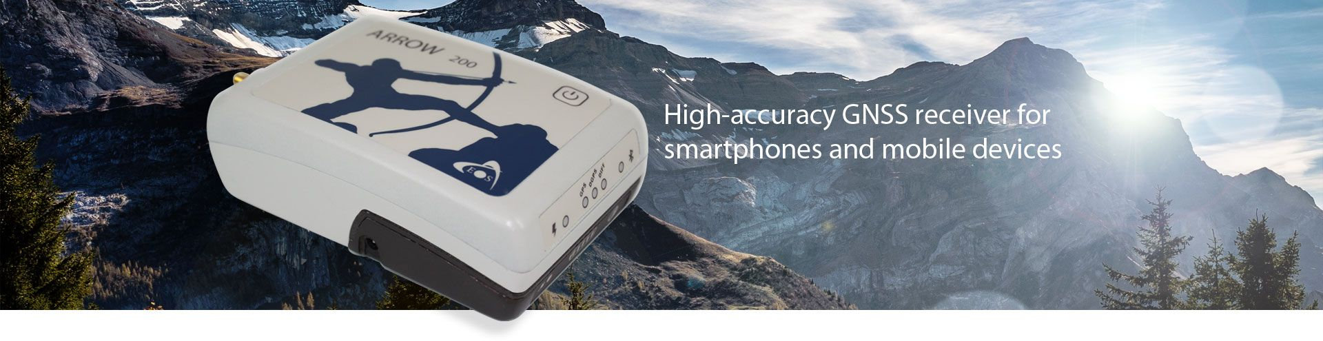 Eos Arrow 200 GNSS Receiver