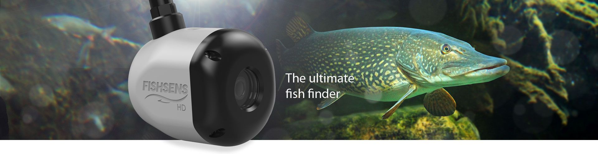 FishSens SondeCAM HD Underwater Camera