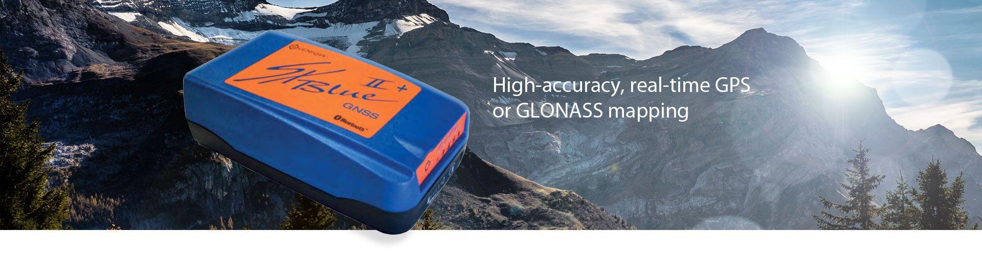 Geneq SXBlue II+ GNSS Receiver
