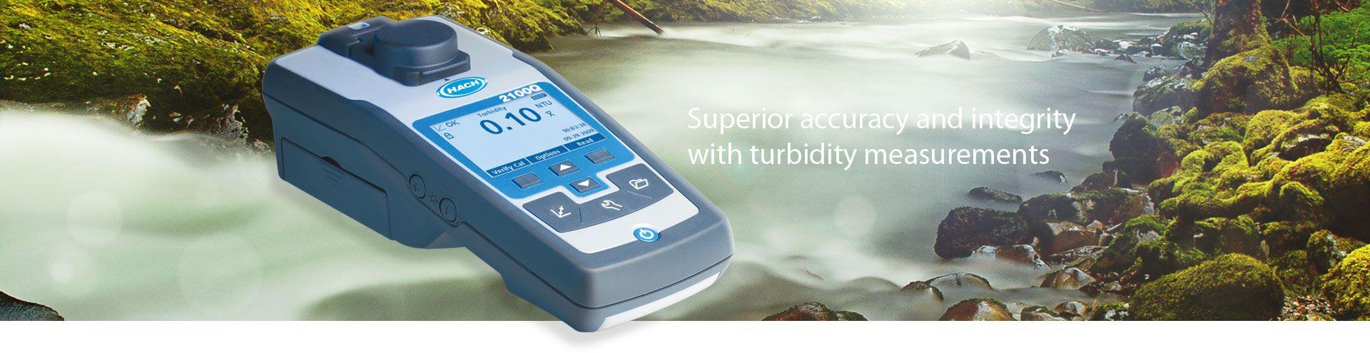 2100Q Portable Turbidity Meter Rental