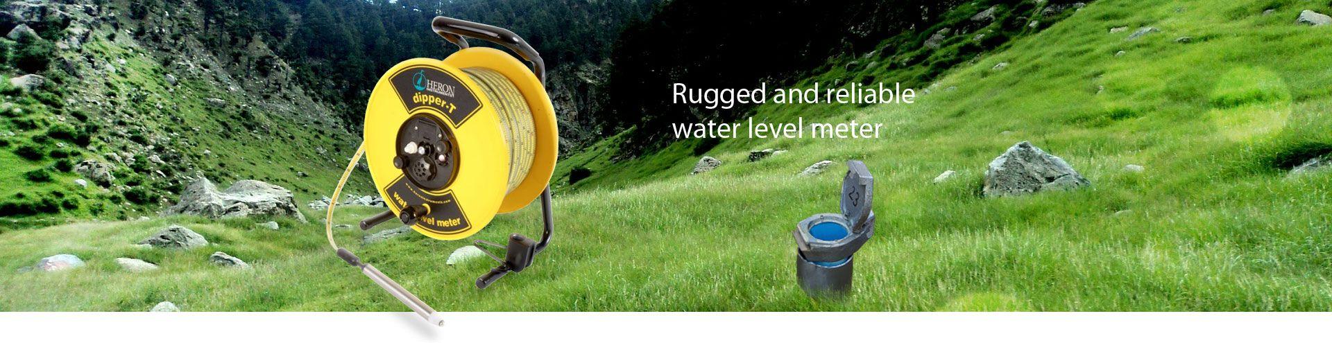dipper-T Water Level Meter Rental